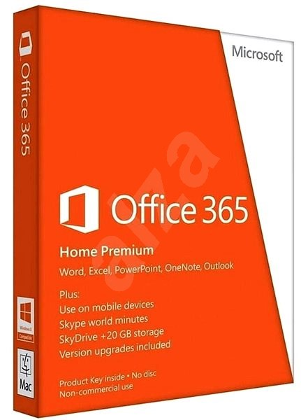 microsoft office 365 home premium electronic license