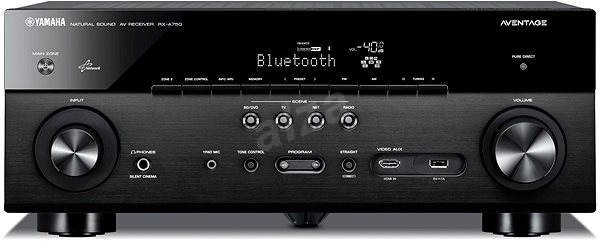 Yamaha rx a750 black av receiver for Yamaha receiver customer support phone number