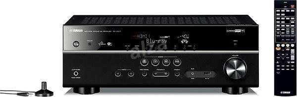 Yamaha rx v577 av receiver for Yamaha receiver customer support phone number