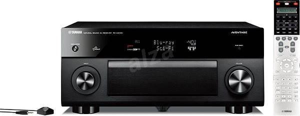 Yamaha rx a3030 black av receiver for Yamaha rx v581 manual