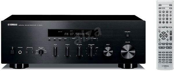 yamaha r s500 black stereo receiver. Black Bedroom Furniture Sets. Home Design Ideas