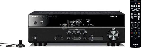 Yamaha rx v379 black av receiver for Yamaha receiver customer support phone number