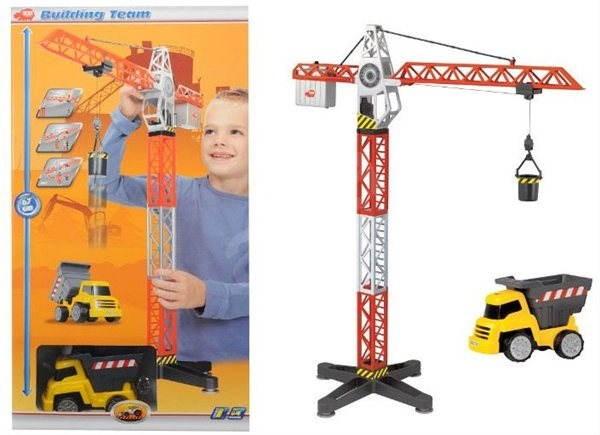Crane Tmnt Toys : Crane and car play set alzashop
