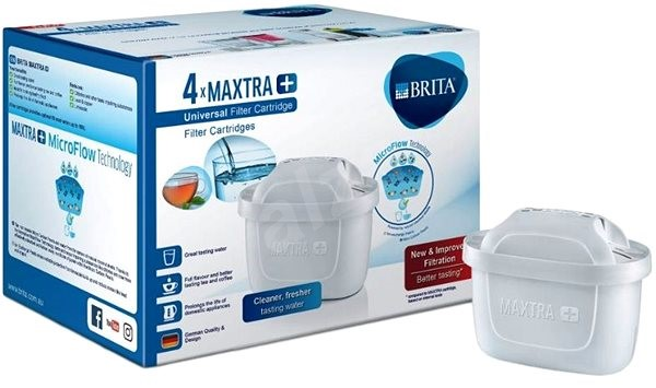 brita maxtra plus 4 pack filter cartridge. Black Bedroom Furniture Sets. Home Design Ideas
