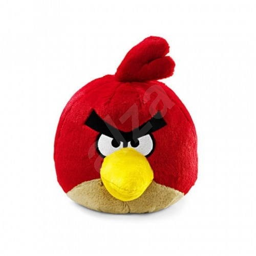 Angry Birds Stuffed Toys : Rovio angry birds with sound cm red plush toy toys