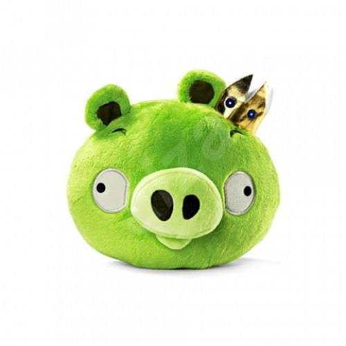 Angry Birds Toys With Sound : Rovio angry birds with sound cm king pig plush toy