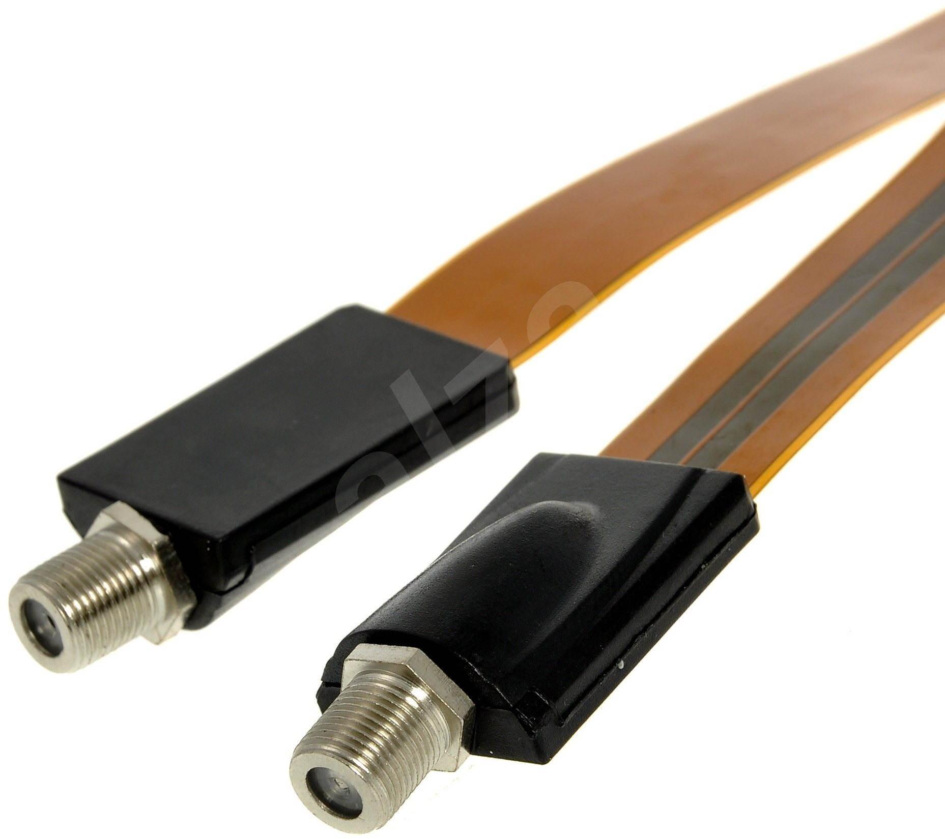 fensterdurchf hrung 50 cm f stecker kabel. Black Bedroom Furniture Sets. Home Design Ideas