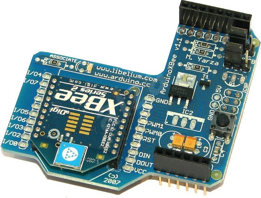 Arduino shield xbee alzashop