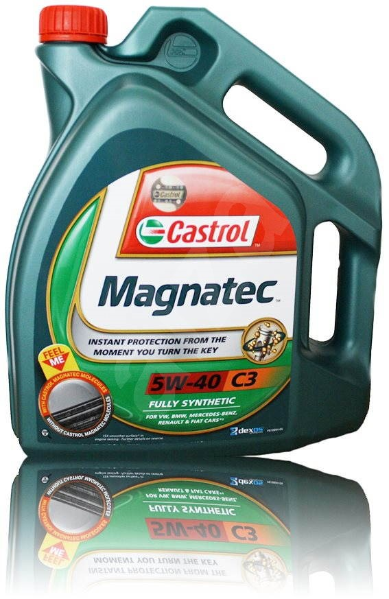 castrol magnatec 5w 40 c3 4l olej. Black Bedroom Furniture Sets. Home Design Ideas