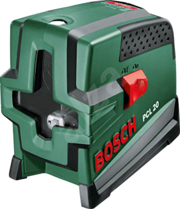 Bosch pcl 20 k i ov laser for Laser bosch pcl 20