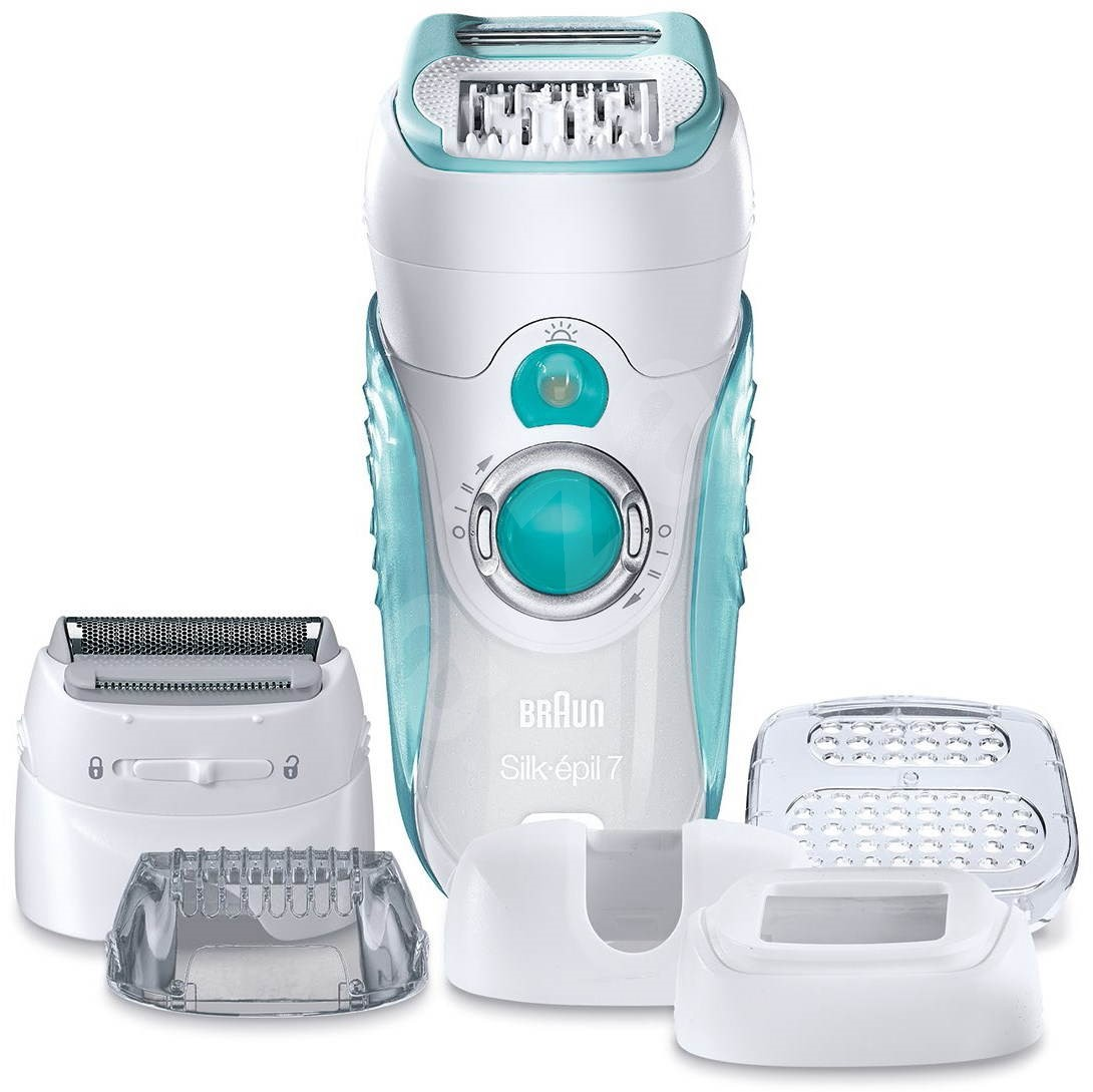 hair removal braun silk pil 7 7751 dual epilator. Black Bedroom Furniture Sets. Home Design Ideas