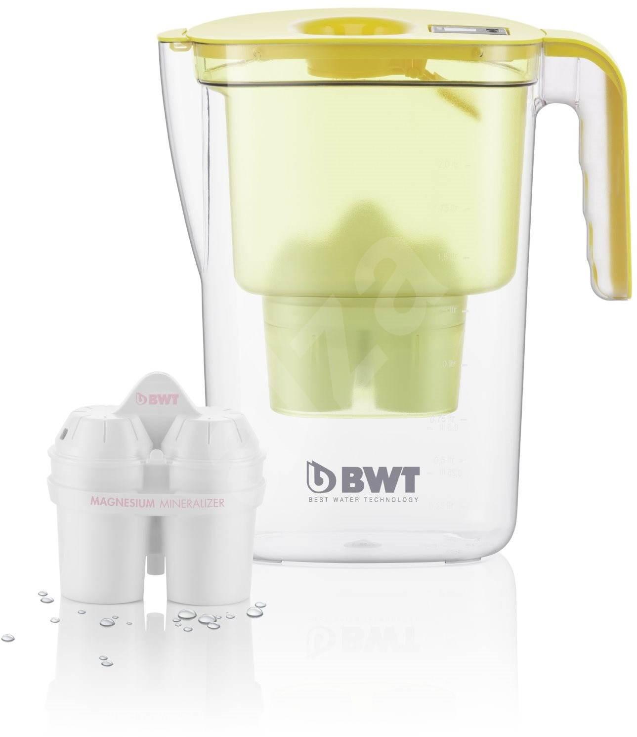 bwt filter vida yellow filter kettle. Black Bedroom Furniture Sets. Home Design Ideas