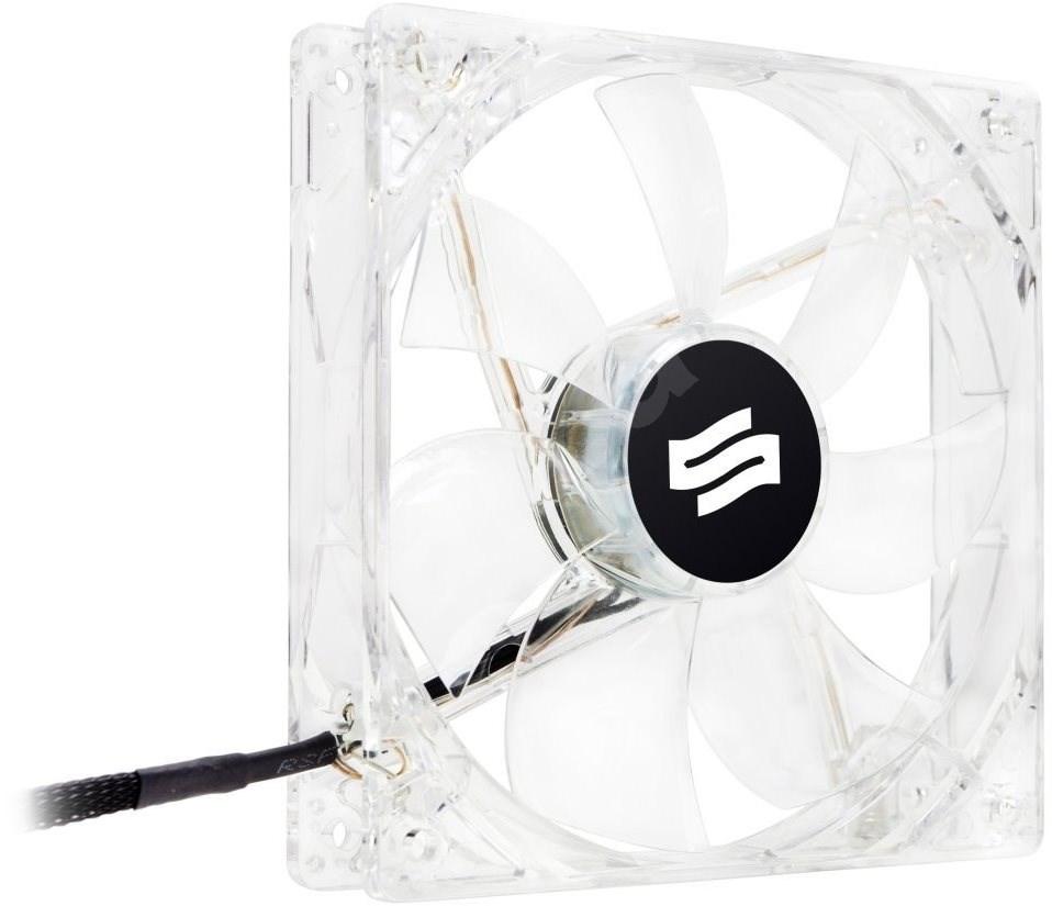silentiumpc zephyr 120 led blue ventilator. Black Bedroom Furniture Sets. Home Design Ideas