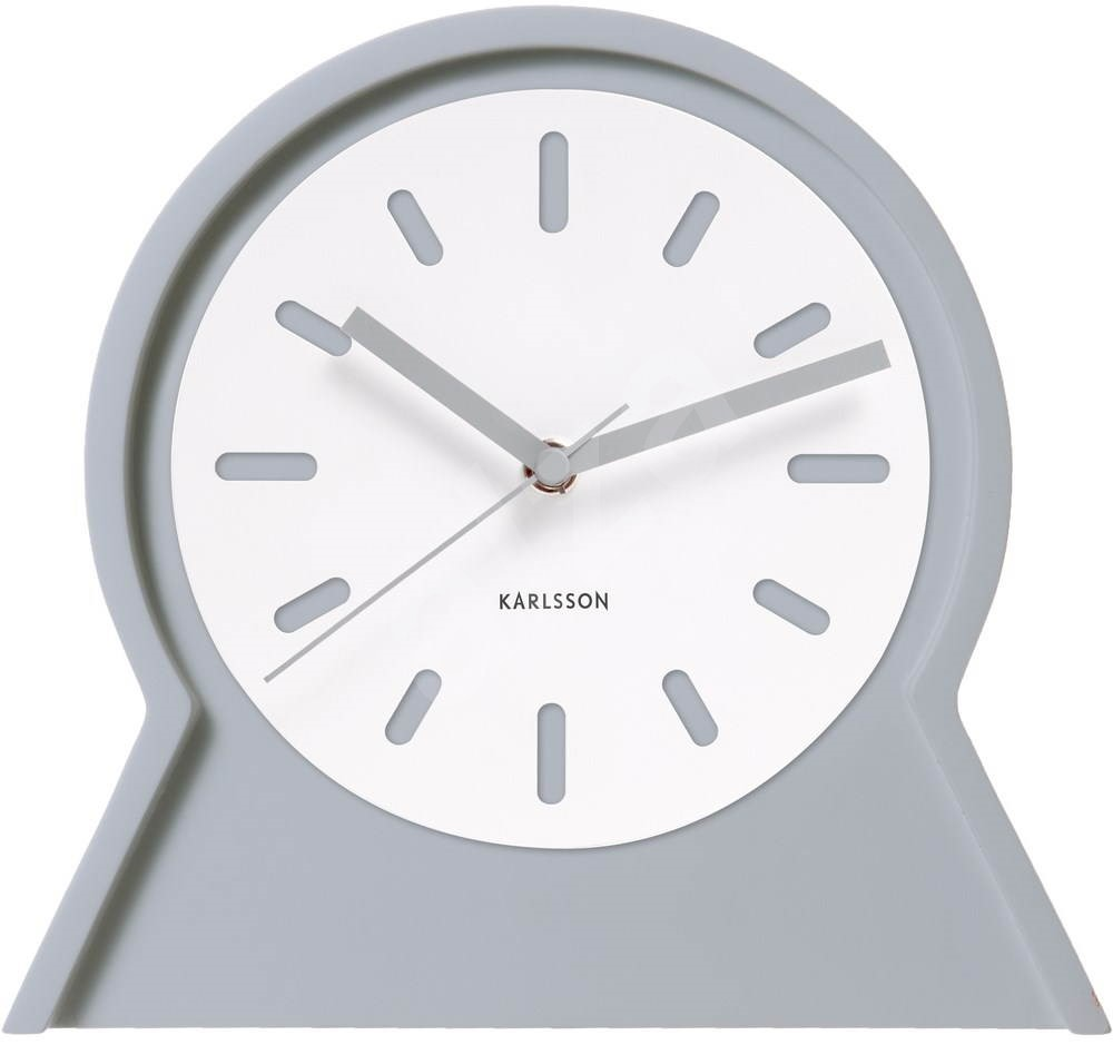 Karlsson 5453gy Clock