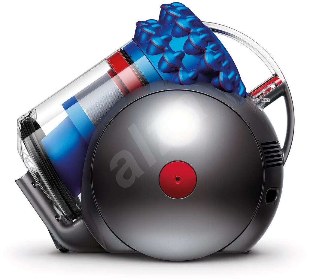 dyson cinetic big ball musclehead bagless vacuum cleaner. Black Bedroom Furniture Sets. Home Design Ideas