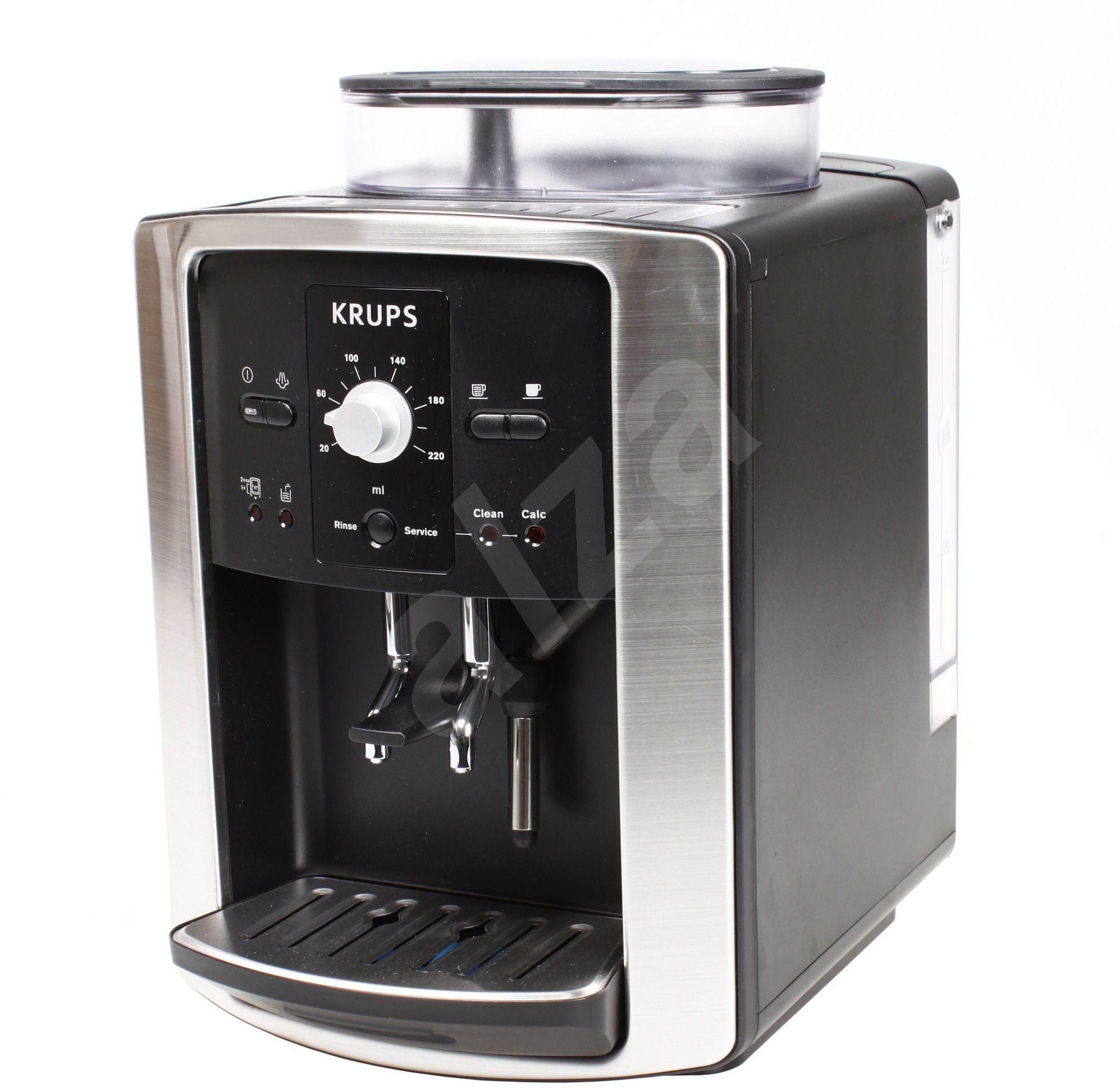 espresso machine krups ea 8010pe automatic coffee. Black Bedroom Furniture Sets. Home Design Ideas