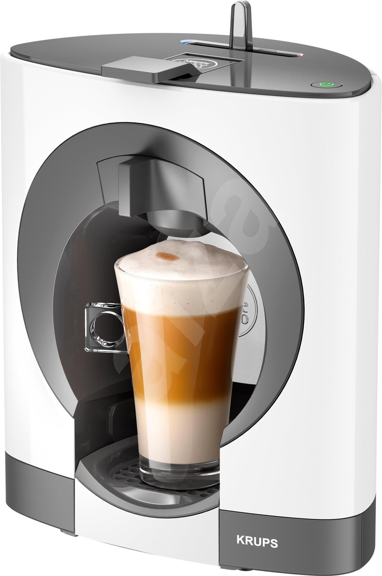 krups kp110131 nescaf dolce gusto oblo capsule coffee machine. Black Bedroom Furniture Sets. Home Design Ideas