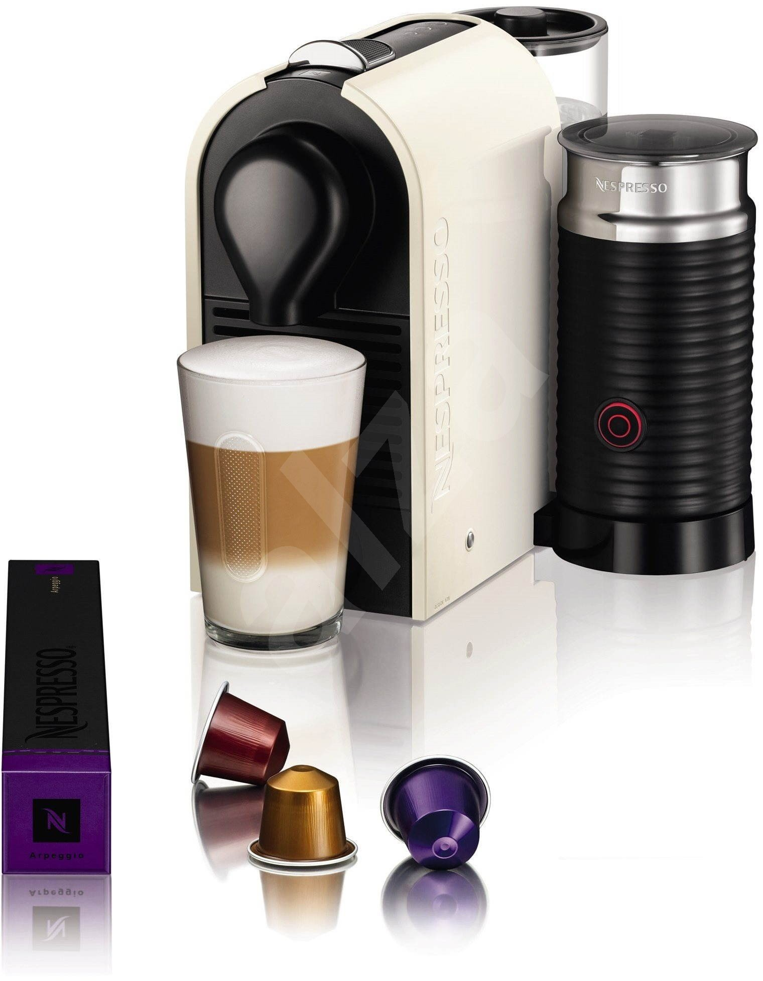 nespresso krups u xn260110 kapsel kaffeemaschine. Black Bedroom Furniture Sets. Home Design Ideas