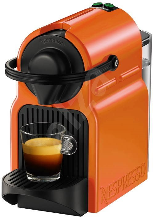krups nespresso inissia orange xn100f10 espresso machine. Black Bedroom Furniture Sets. Home Design Ideas