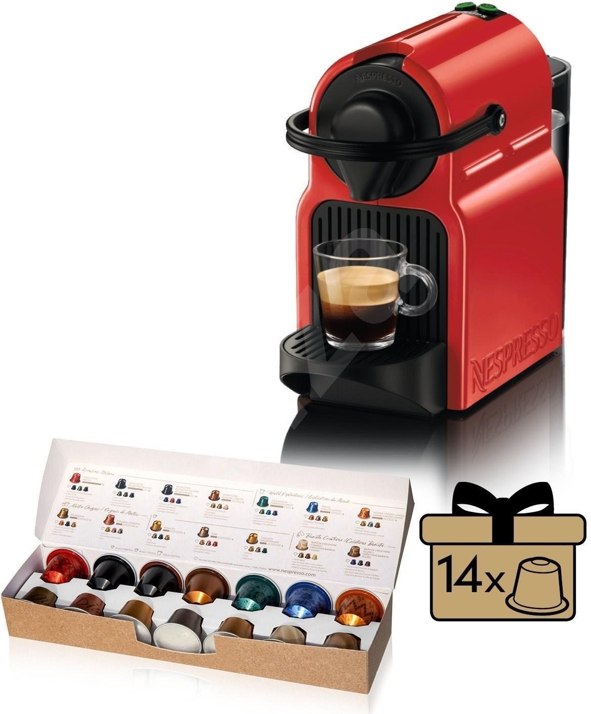 nespresso krups inissia xn100510 automatic coffee. Black Bedroom Furniture Sets. Home Design Ideas