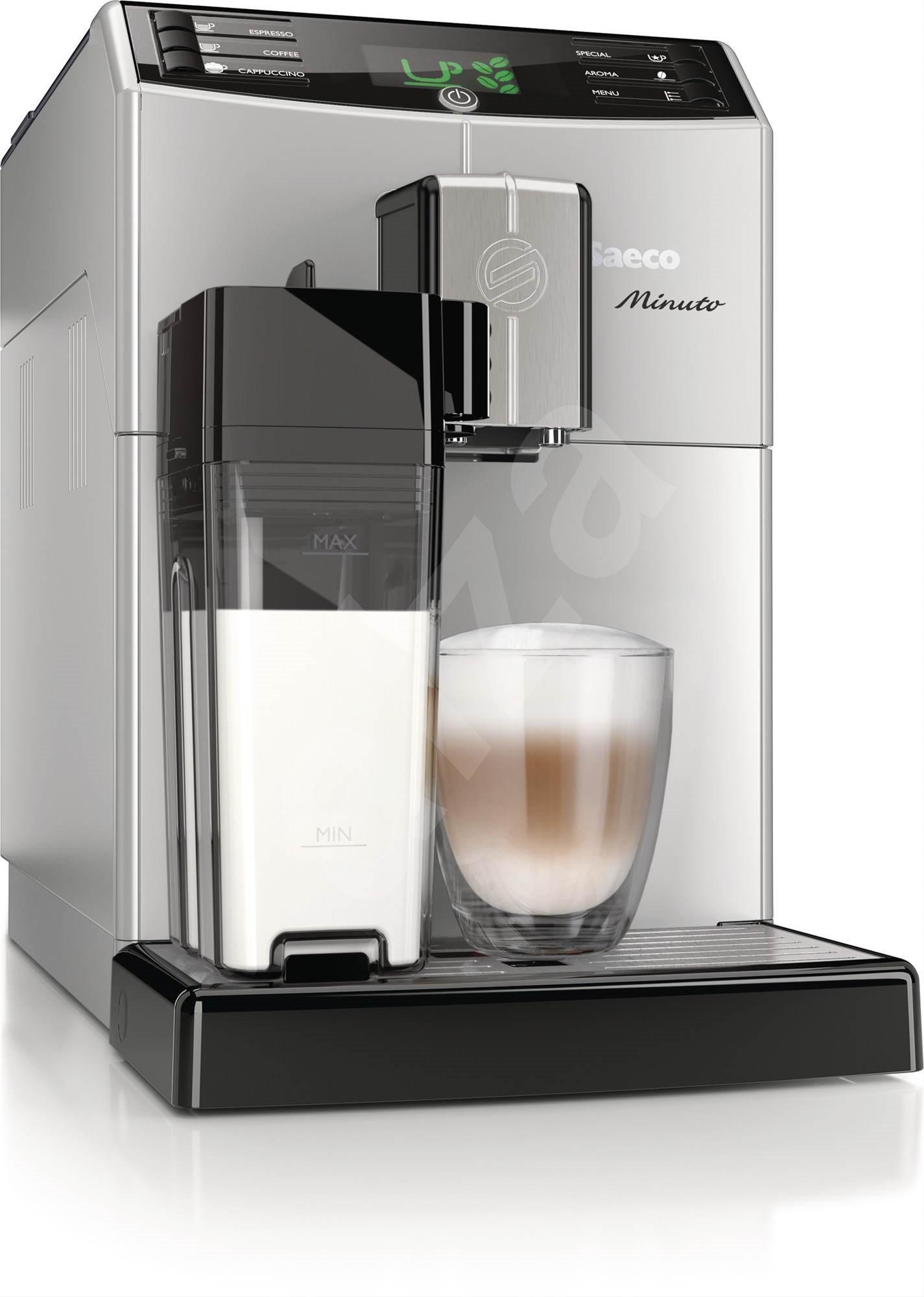 philips saeco hd8763 19 minuto one espresso machine. Black Bedroom Furniture Sets. Home Design Ideas
