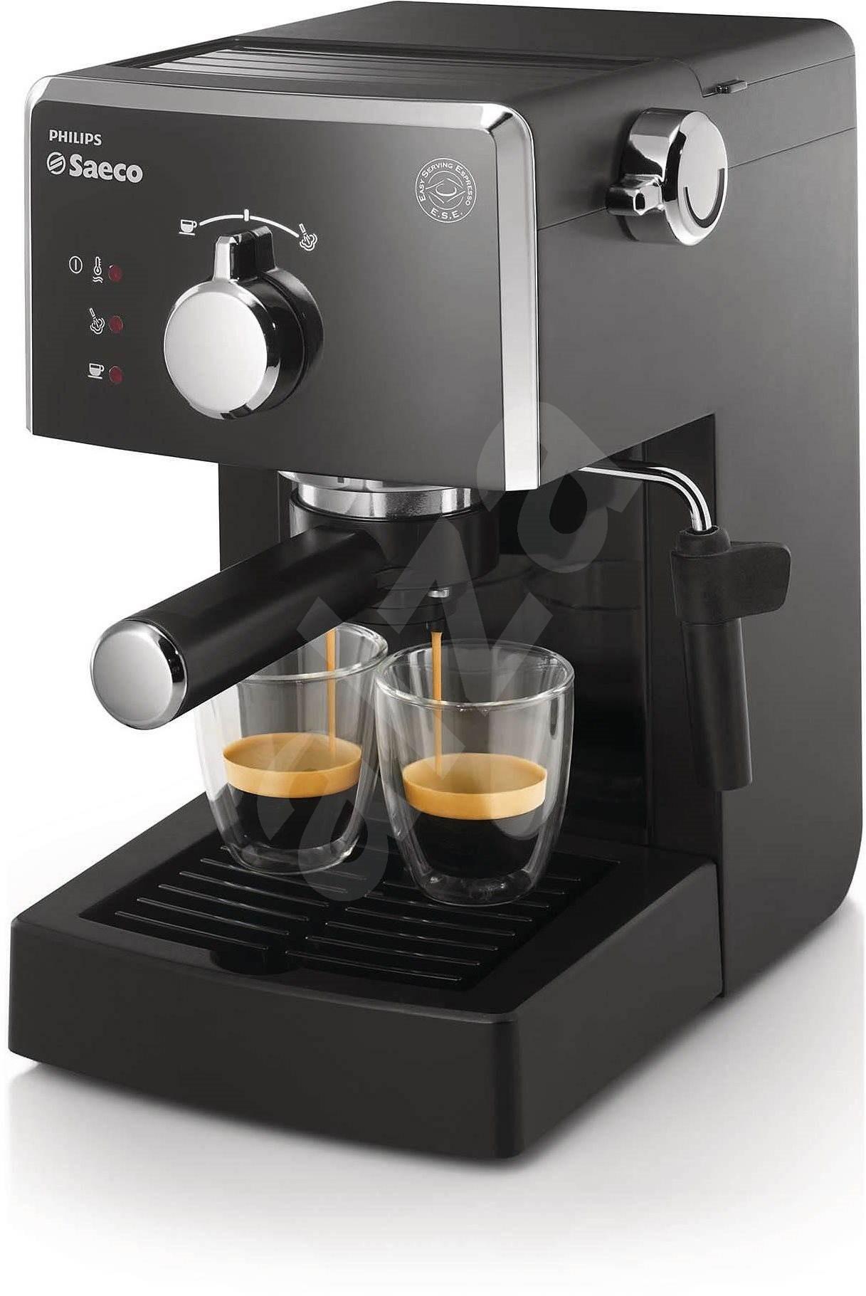 saeco poemia espresso machine manual