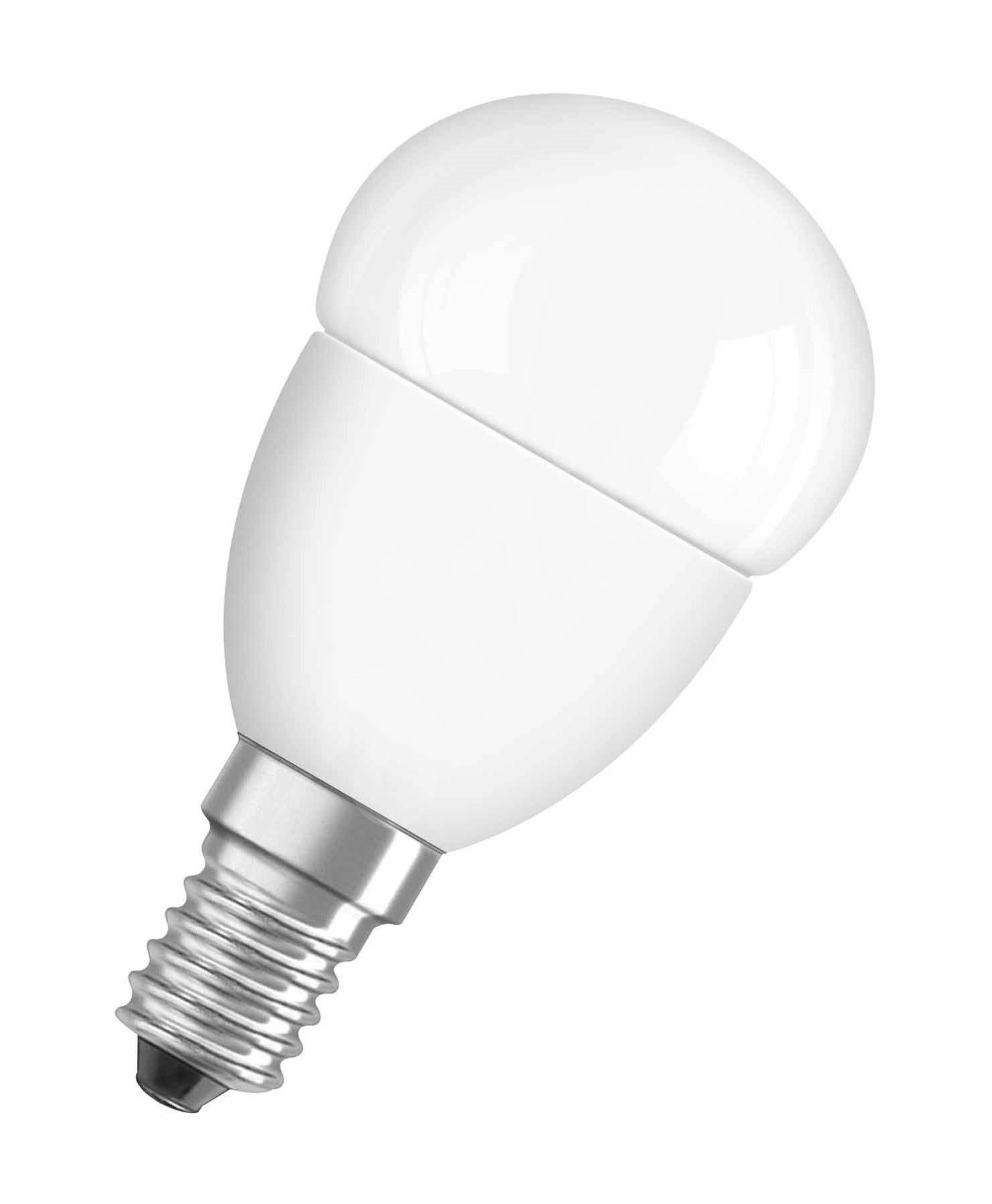 osram led superstar 5 4w e14 led bulb. Black Bedroom Furniture Sets. Home Design Ideas