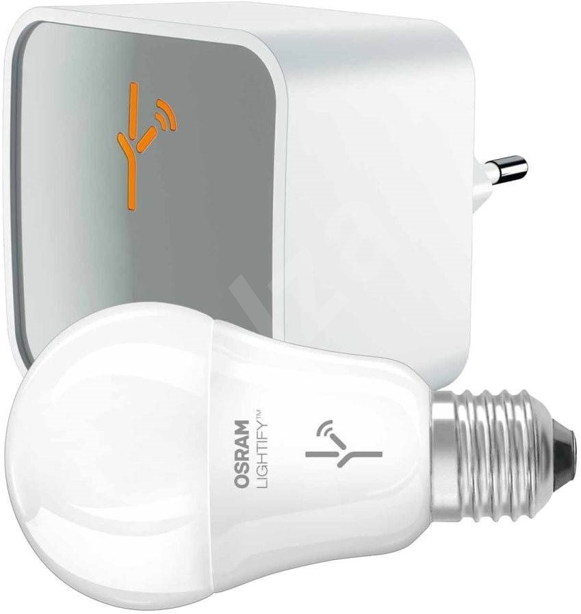 osram lightify starter kit led lampen. Black Bedroom Furniture Sets. Home Design Ideas