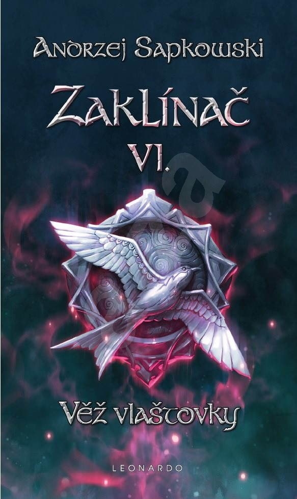 Kniha Věž vlaštovky (Andrzej Sapkowski)