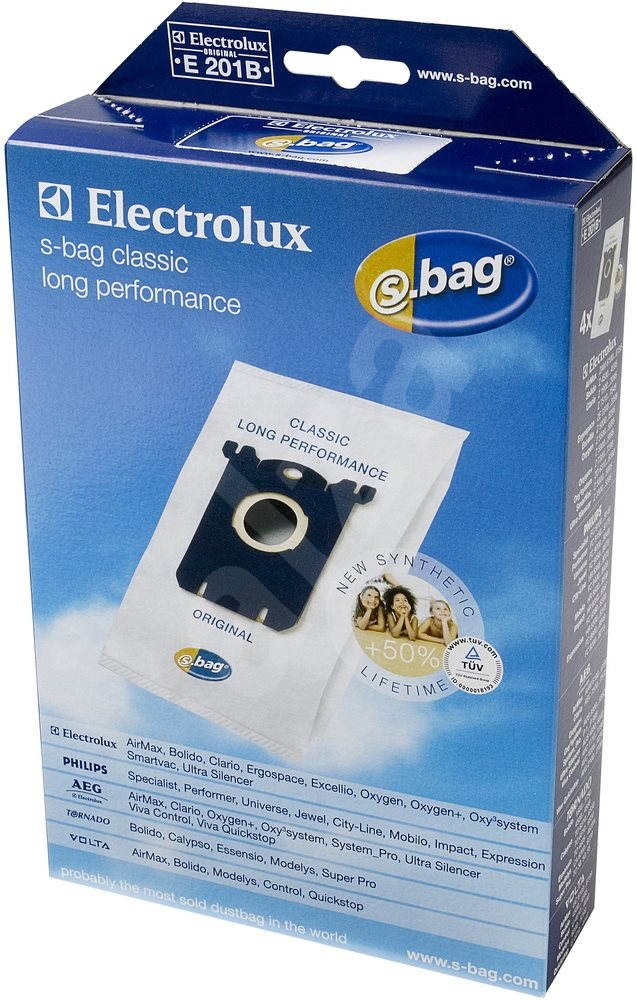 Electrolux E201 Vacuum Cleaner Bags Alzashop Com