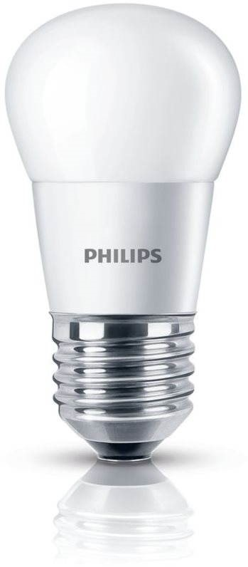 philips led tropfen 4 25w e27 2700k milch led gl hbirnen. Black Bedroom Furniture Sets. Home Design Ideas