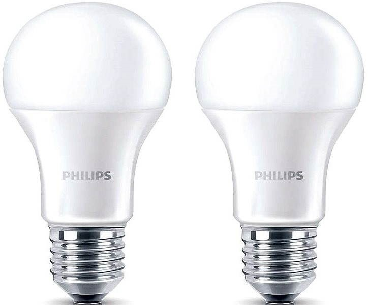 philips led 7 40w e27 2700k milch set led lampen. Black Bedroom Furniture Sets. Home Design Ideas