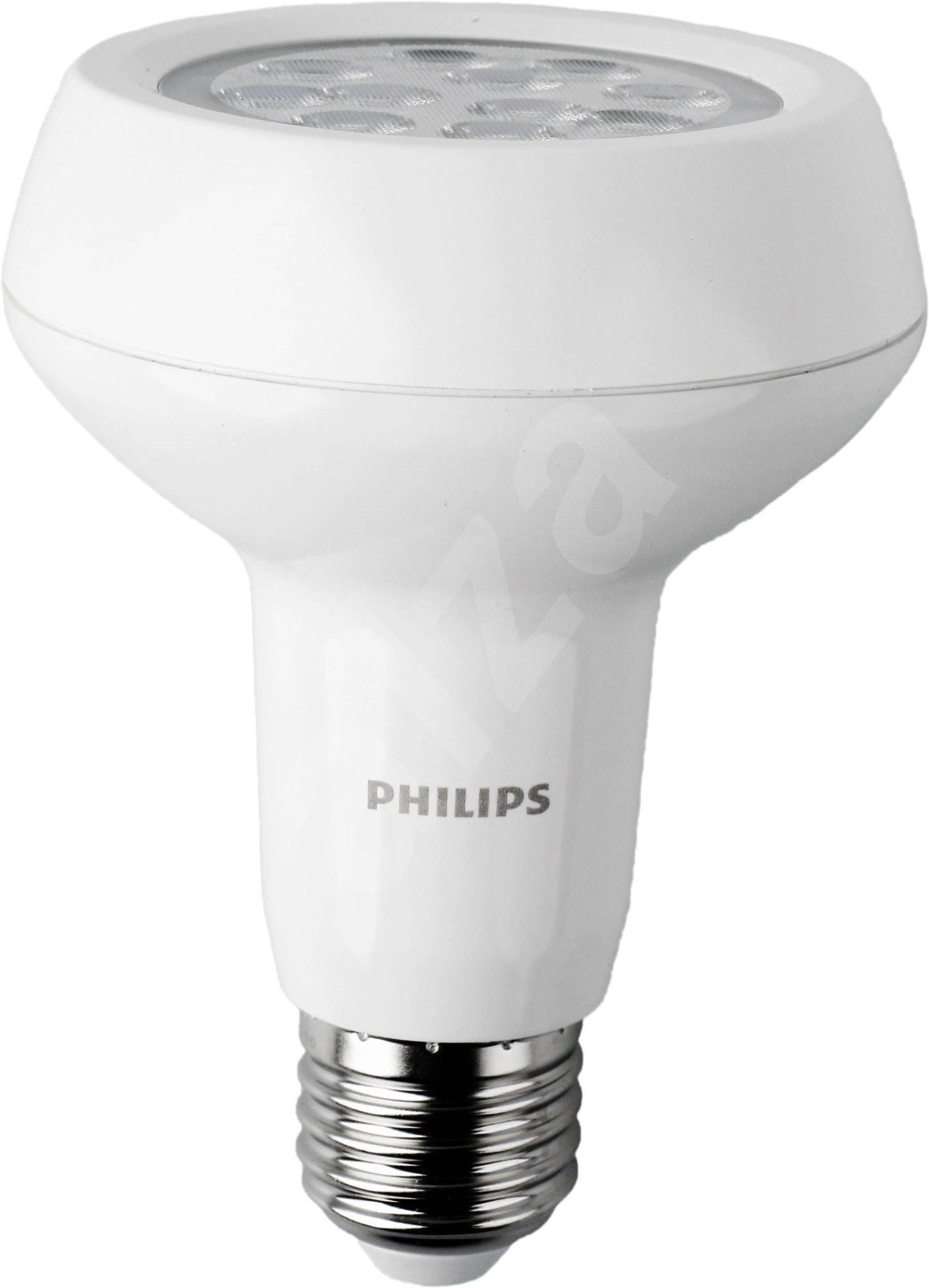 philips led reflektor 3 7 60 w e27 r80 2700 k led lampen. Black Bedroom Furniture Sets. Home Design Ideas