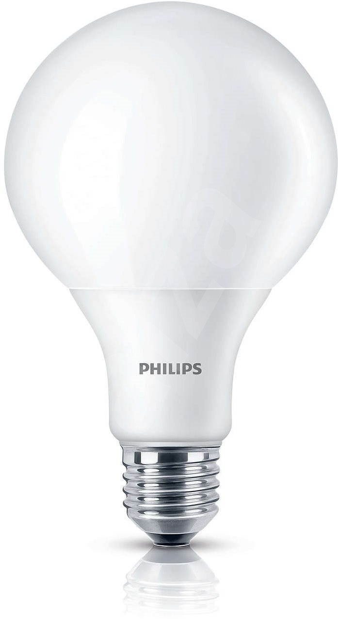 philips led globe 13 5 100w e27 2700k milk led bulb. Black Bedroom Furniture Sets. Home Design Ideas