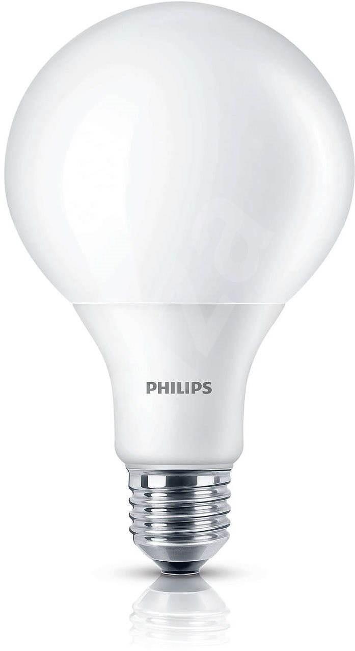 philips led globe 13 5 100w e27 2700k milk led bulb. Black Bedroom Furniture Sets. Home Design Ideas