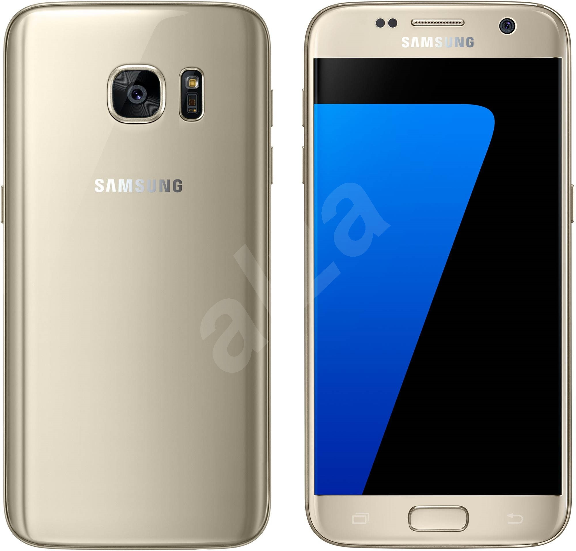 samsung galaxy s7 gold mobile phone. Black Bedroom Furniture Sets. Home Design Ideas