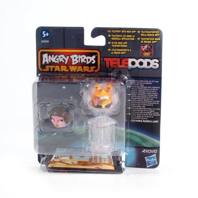 Angry birds star wars telepods figures - Angry birds star wars 8 ...