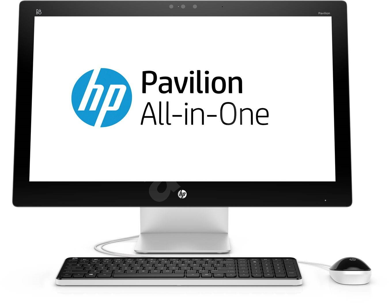 hp pavilion 27 n103nc all in one pc. Black Bedroom Furniture Sets. Home Design Ideas