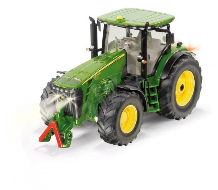 siku control traktor john deere 8345r rc model. Black Bedroom Furniture Sets. Home Design Ideas