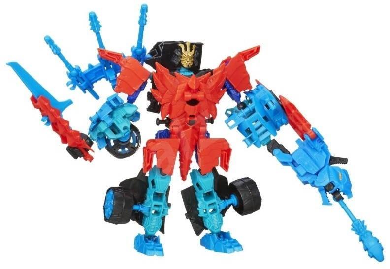 Transformers autobot drift mit einem tier figur