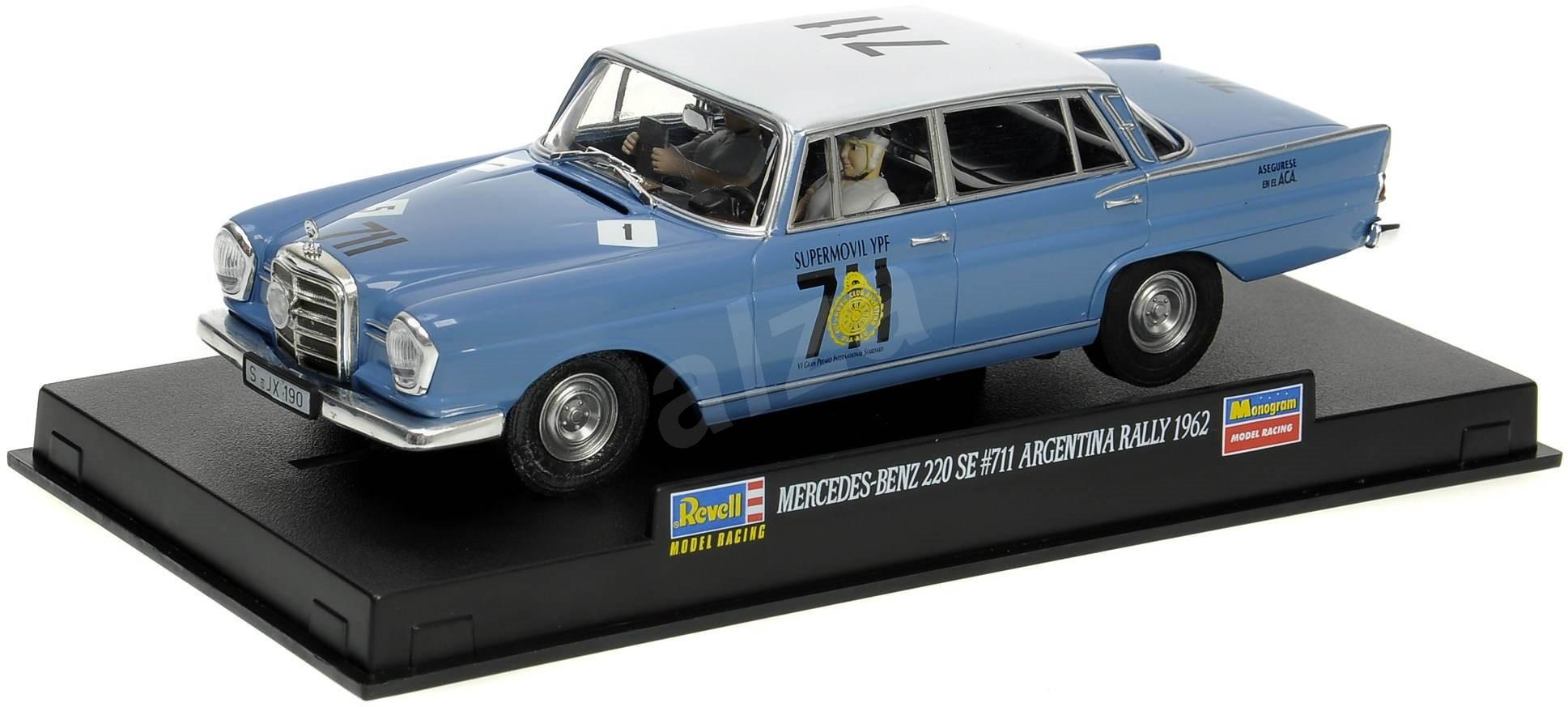 Mercedes benz 220 se argentina 1962 slot car for Mercedes benz argentina