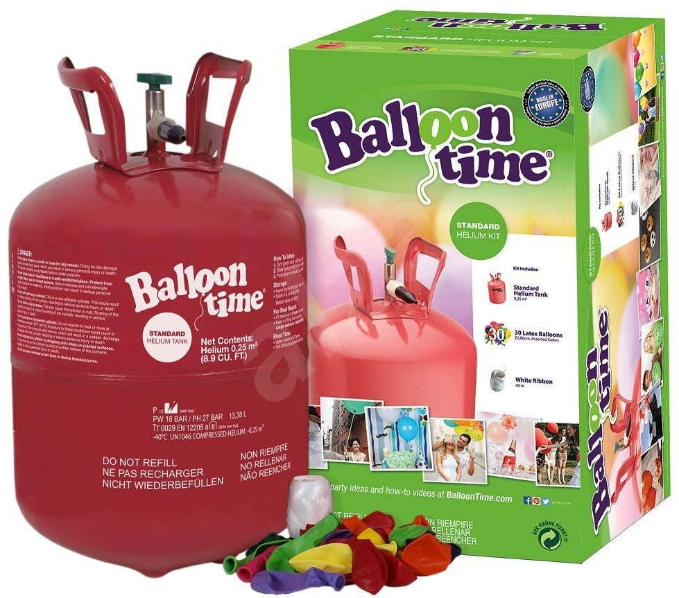 helium balloon time 30 balloons play set toys. Black Bedroom Furniture Sets. Home Design Ideas