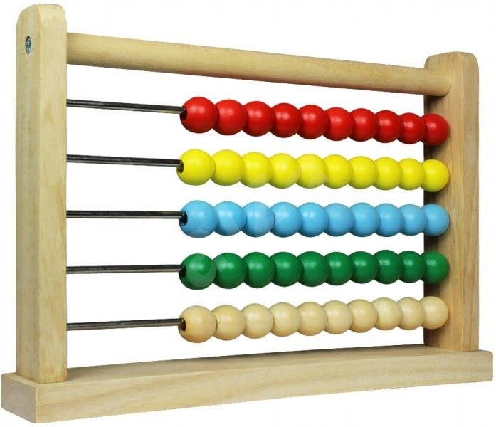 Wooden abacus - Educational Toy | Toys