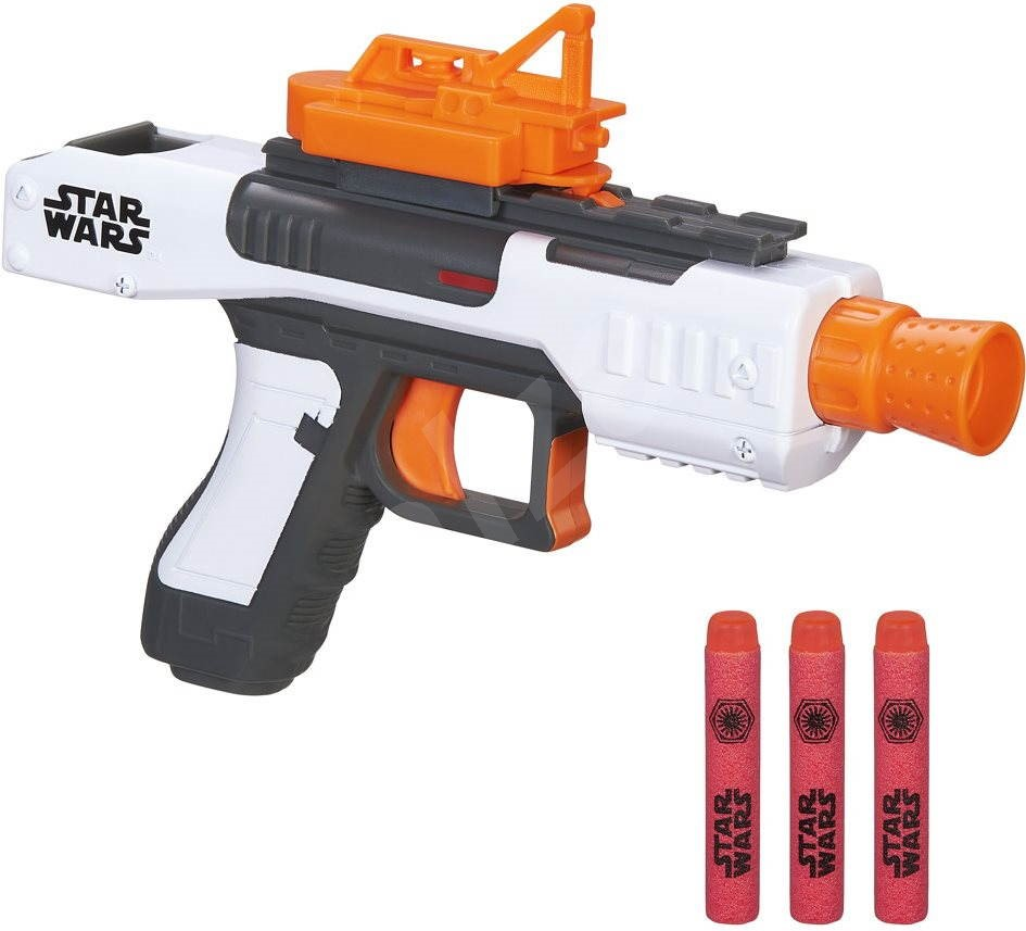 Star Wars Toy Guns : Star wars episode stormtrooper blaster toy gun