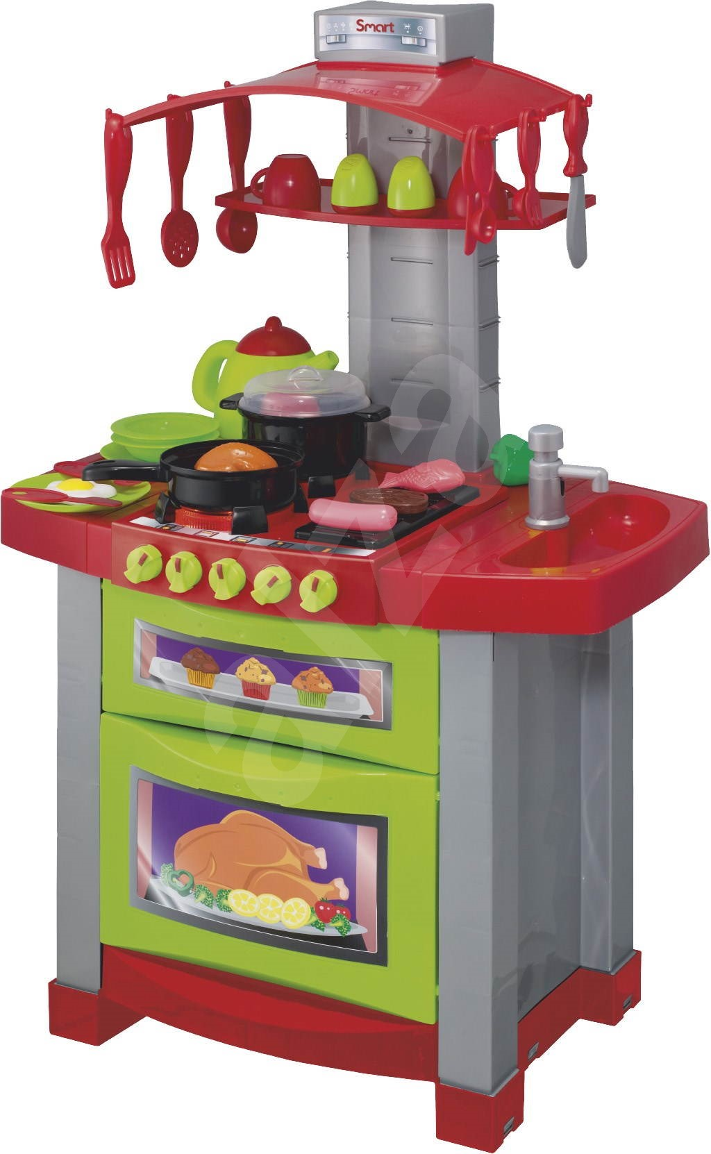 Smart kitchen with oven play set for Smart kitchen accessories