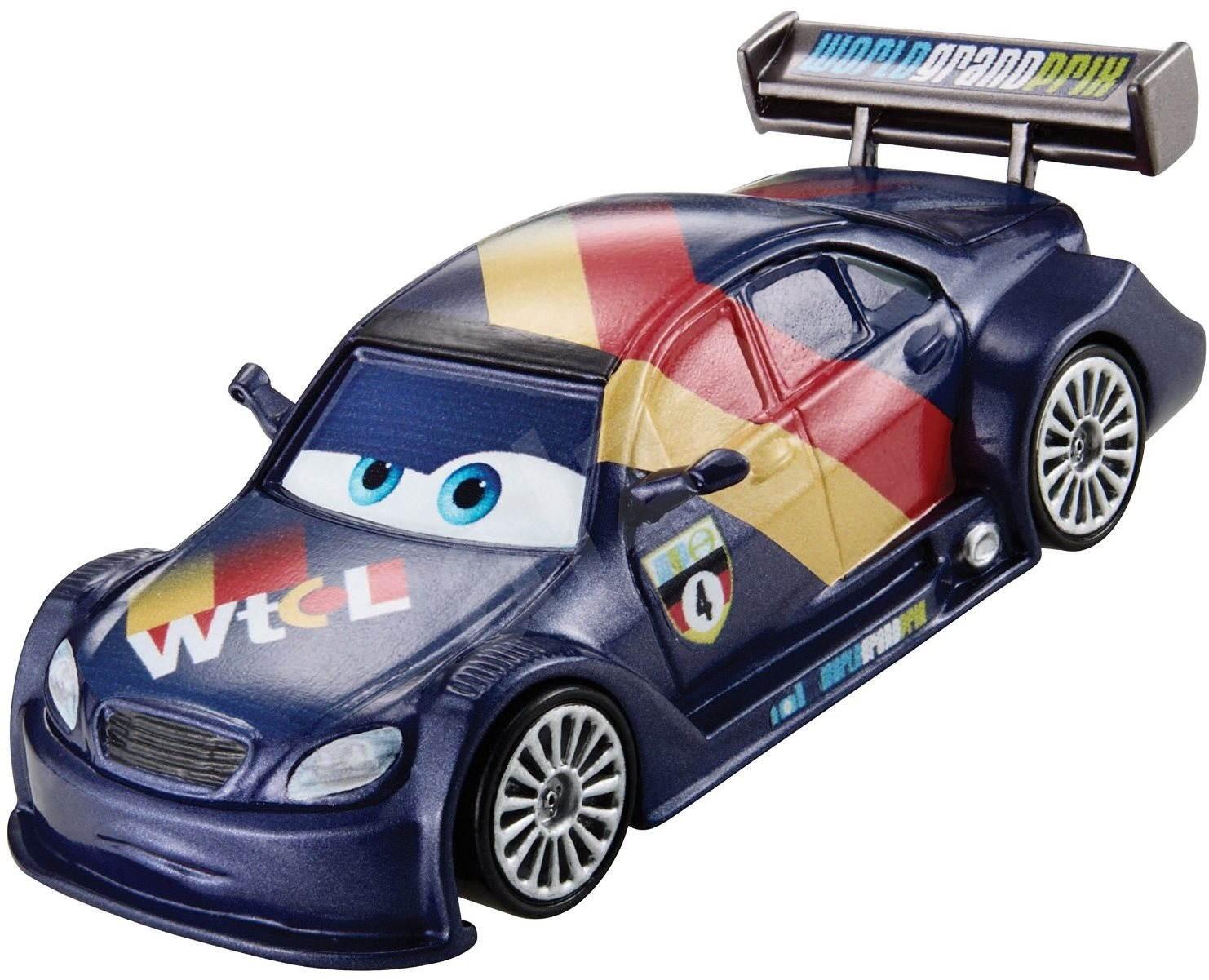Mattel cars 2 carbon race velk auto max schnell auto Auto max motors