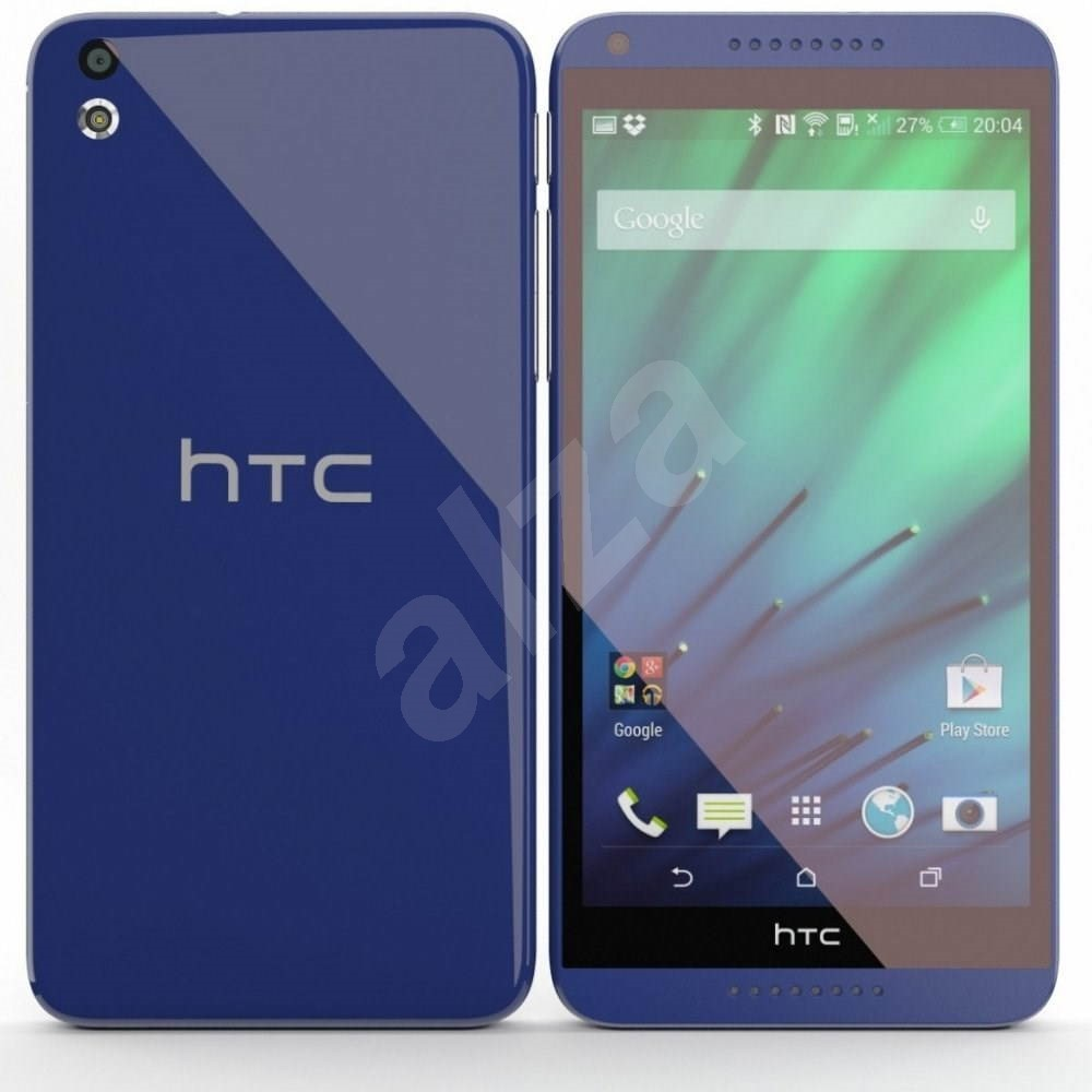 htc desire 816g a5mg soft touch dual sim blue mobile. Black Bedroom Furniture Sets. Home Design Ideas