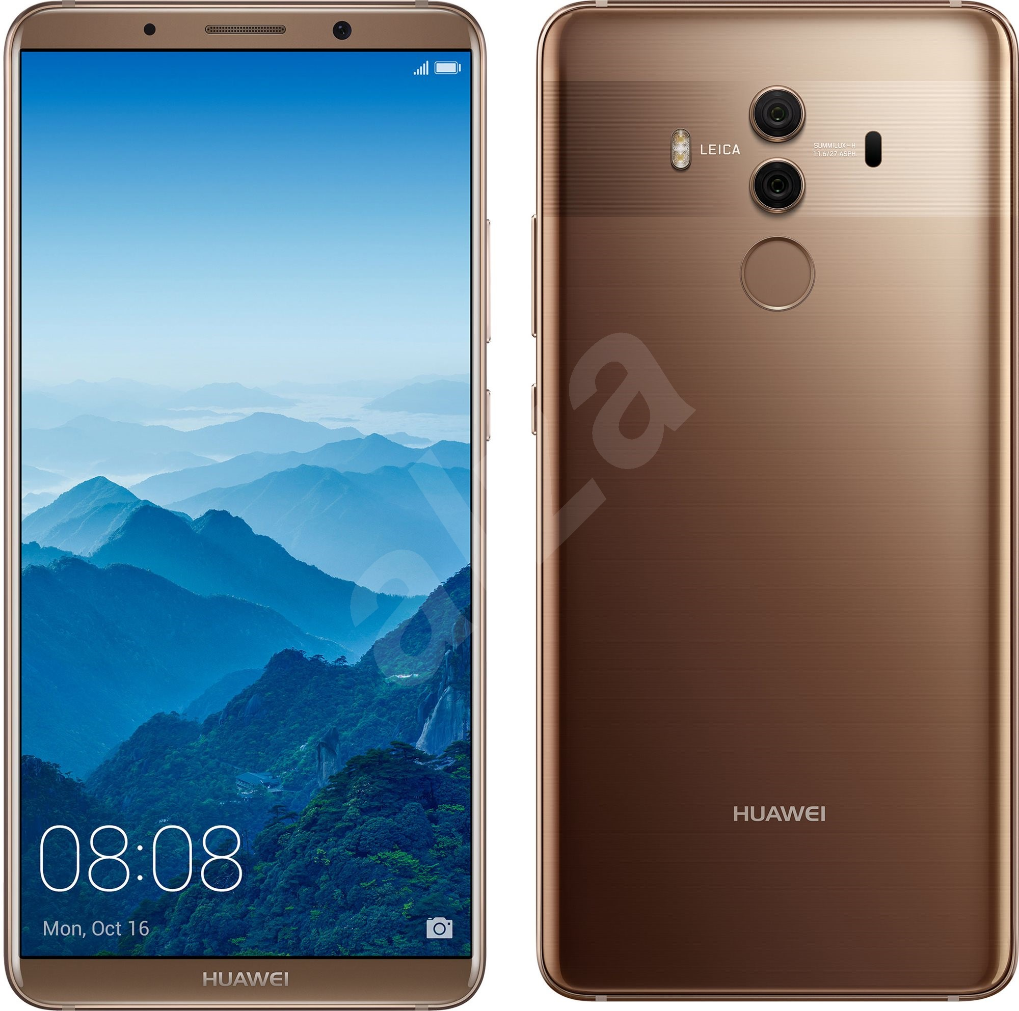 huawei mate 10 pro mocha brown handy. Black Bedroom Furniture Sets. Home Design Ideas