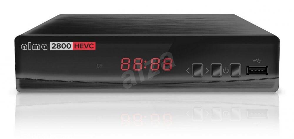 2800 alma t2 hd dvb t receiver. Black Bedroom Furniture Sets. Home Design Ideas