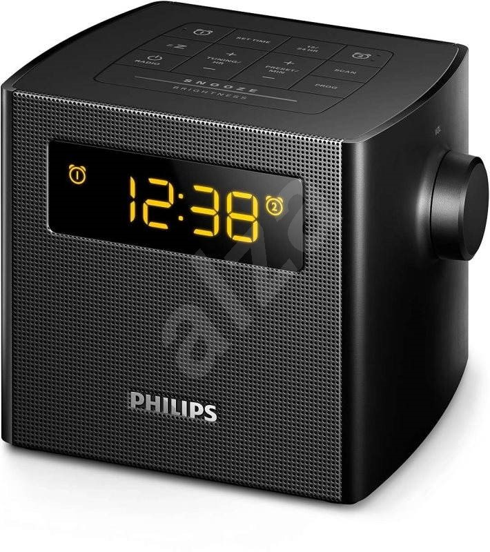 philips aj4300b radio alarm clock. Black Bedroom Furniture Sets. Home Design Ideas